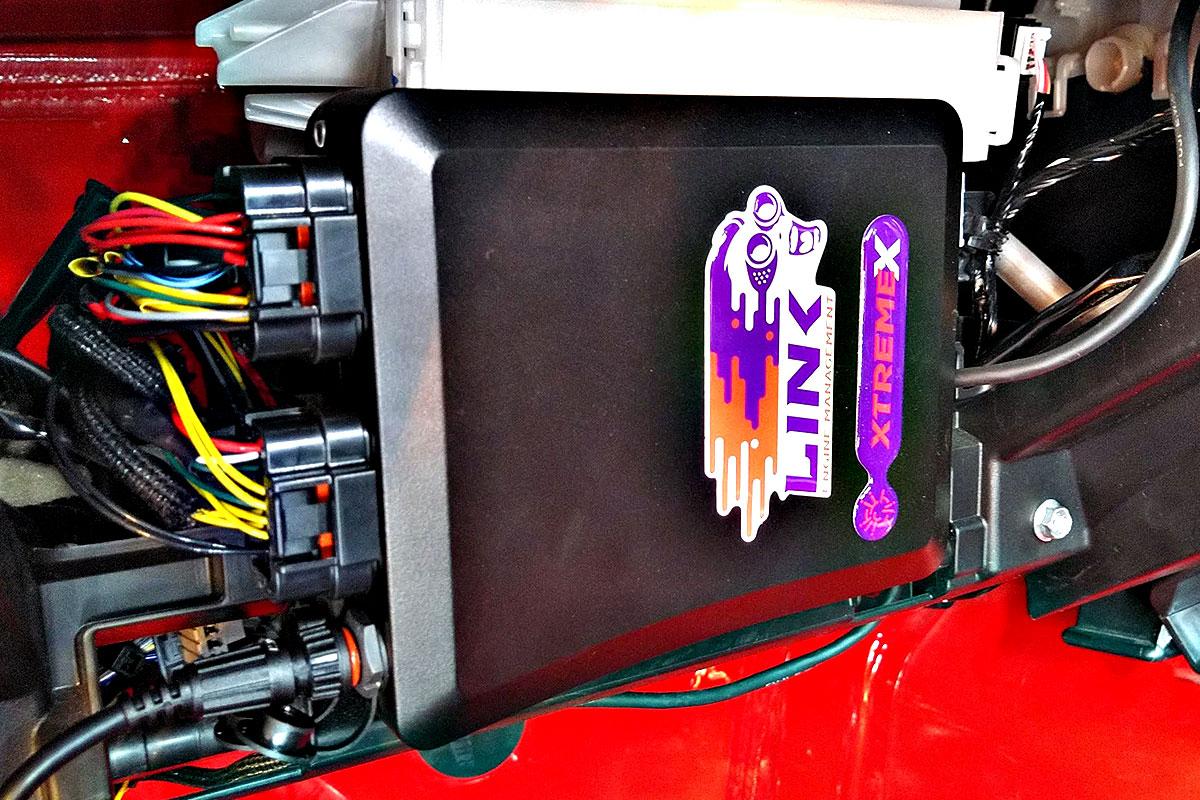 新型ジムニーJB64をLINK-ECU制御|フルコン化とオリジナルハイフローターボで目指せ120馬力!!